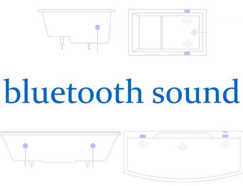Custom Baths with Bluetooth Sound