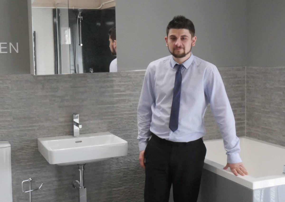 Jordan Petts, Sales Manager