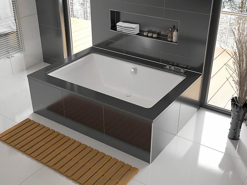 Two-person Bath | Serenity Plus Built-in Bath